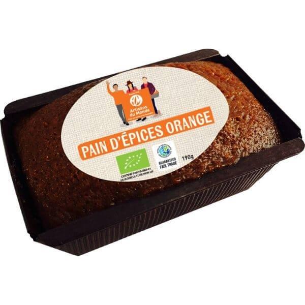 Pain D'Épices Orange Bio