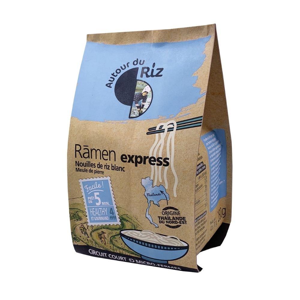 Ramen - Nouilles de Riz Blanc Bio