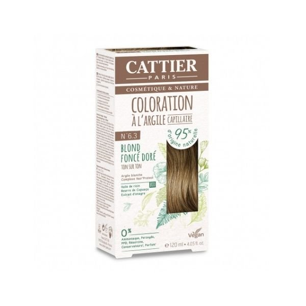 img-cattier-coloration-a-largile-6-3-blond-fonce-dore-120ml