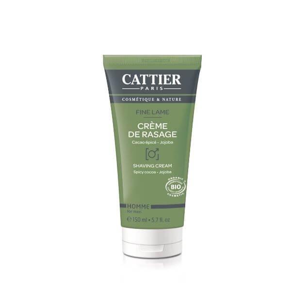 img-cattier-creme-de-rasage-fine-lame-150-ml-bio