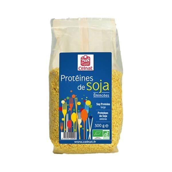 Protéines De Soja Emincées Bio