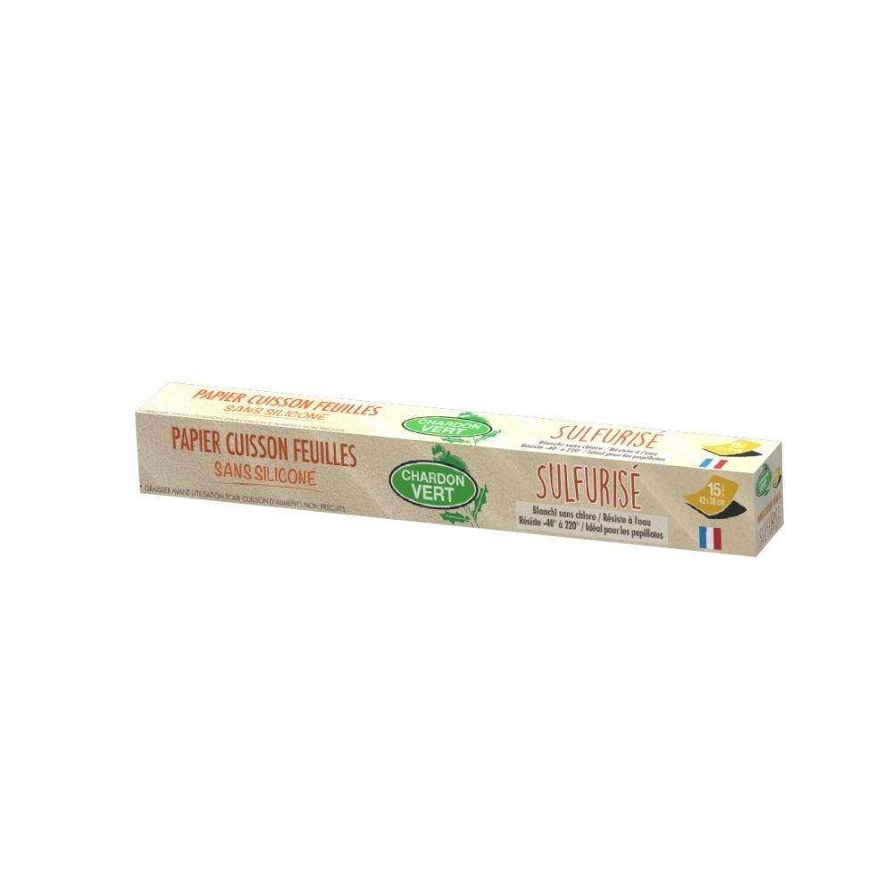 img-chardon-vert-feuilles-de-papier-cuisson-15unite