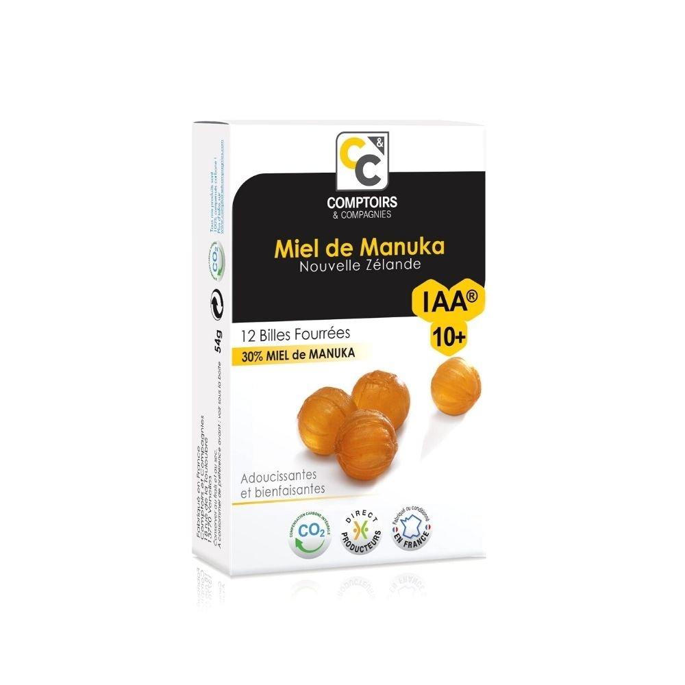 img-comptoirs-compagnies-billes-fourrees-30-miel-de-manuka-iaa10-54g