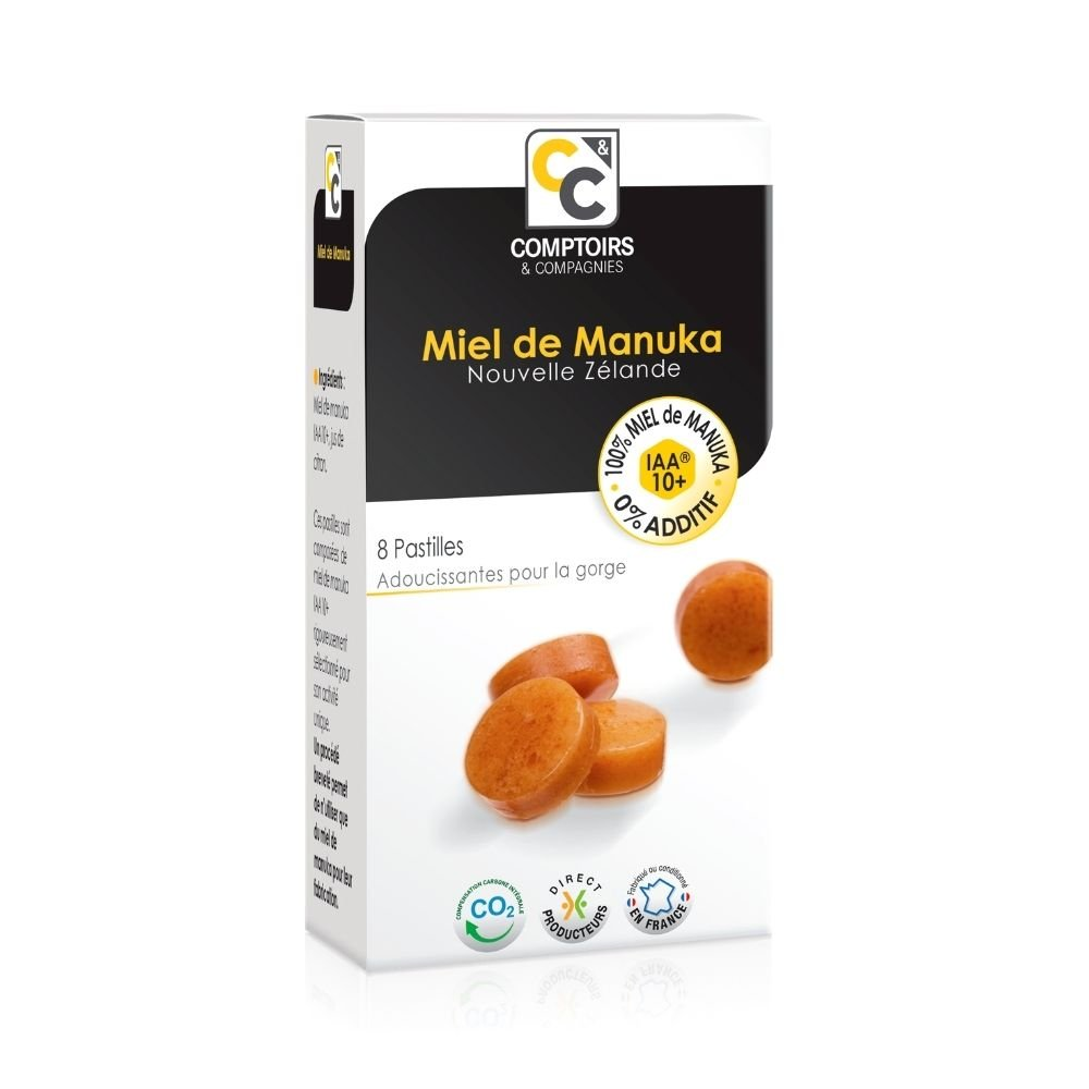 img-comptoirs-compagnies-pastilles-100-pur-miel-de-manuka-iaa10-22g