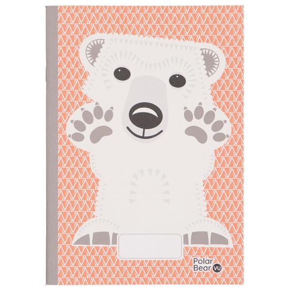 img-coq-en-pate-cahier-ours-polaire-a5-48p-en-coton-bio-fait-en-france-papier-recycle-certifie-fscunite