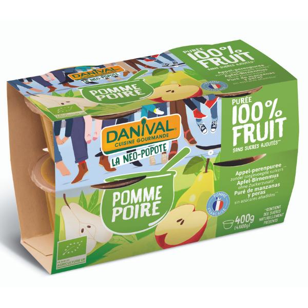 img-danival-dessert-de-fruits-pomme-poire-4x100g