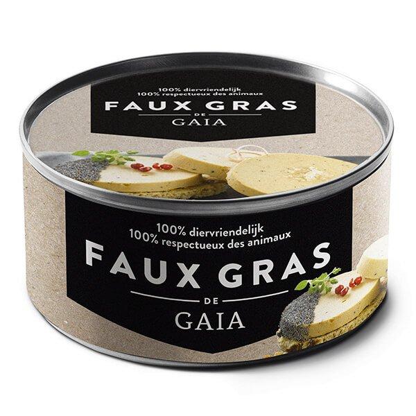 Faux Gras Aux Canneberges Bio