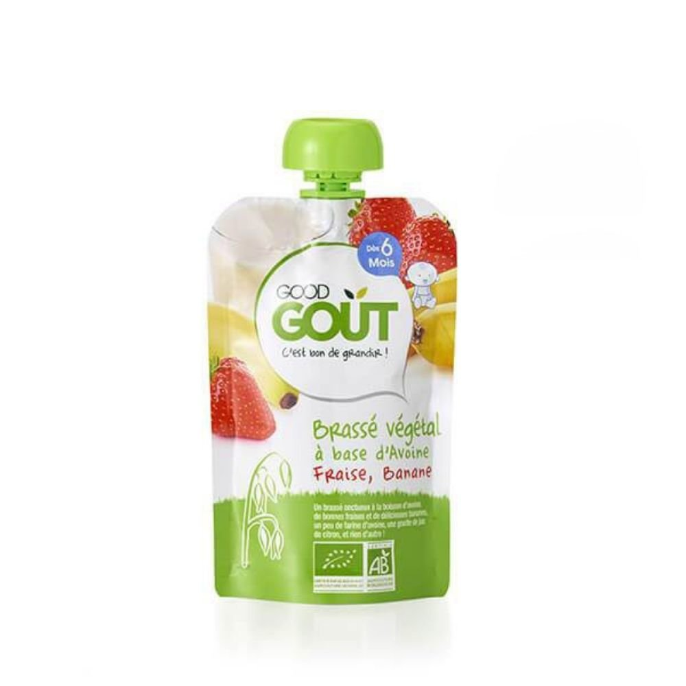 img-good-gout-pack-gourde-x10-brasse-vegetal-avoine-fraise-banane-des-6-mois-90g-bio