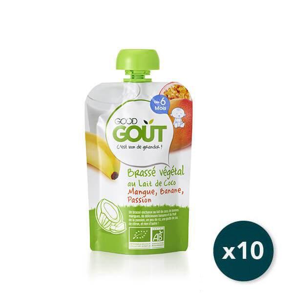 img-good-gout-pack-gourde-x10-brasse-vegetal-coco-mangue-banane-passion-des-6-mois-90g-bio
