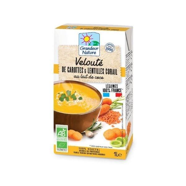 img-grandeur-nature-veloute-de-carottes-et-lentilles-corail-au-lait-de-coco-bio-1l