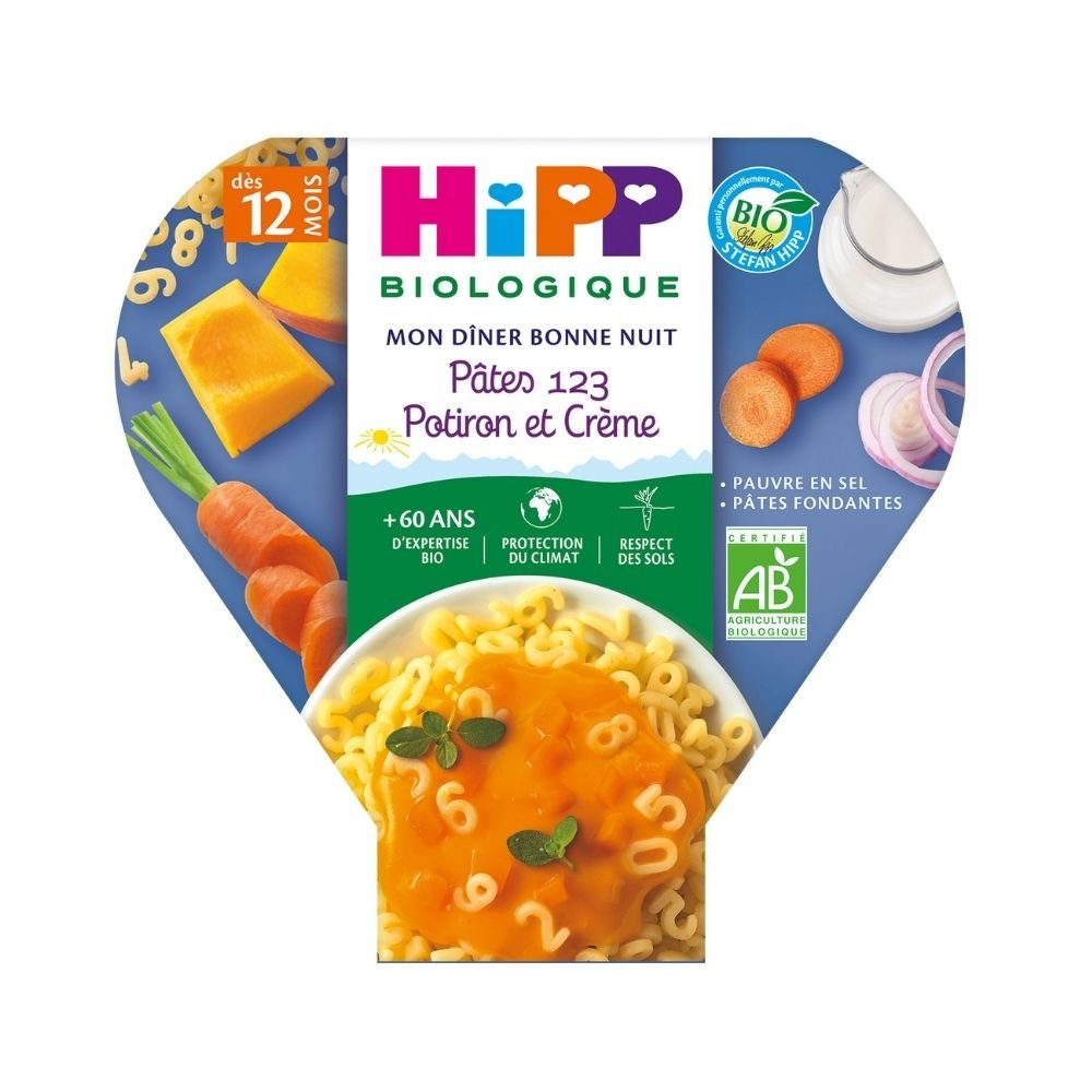 img-hipp-assiette-pates-123-potiron-et-creme-des-12-mois-230g-bio