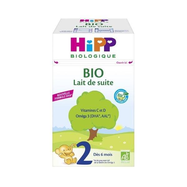 img-hipp-lait-2-bio-de-suite-6-mois-800g-bio