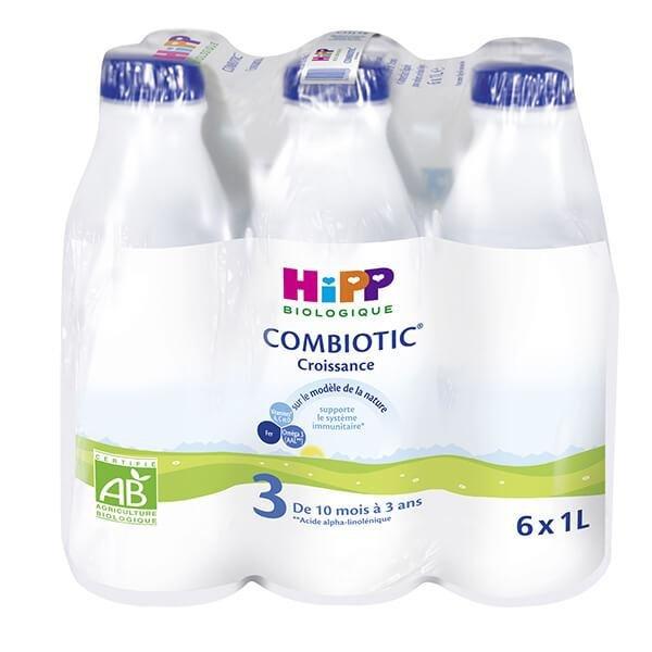 img-hipp-lait-de-croissance-combiotic-des-10-mois-6-x-1l-bio