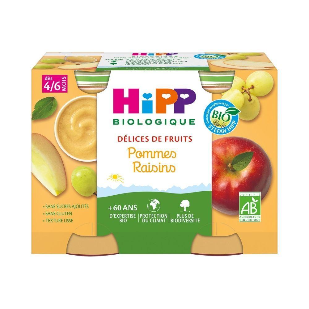 img-hipp-petits-pots-pommes-raisins-des-4-6-mois-2x190g-bio