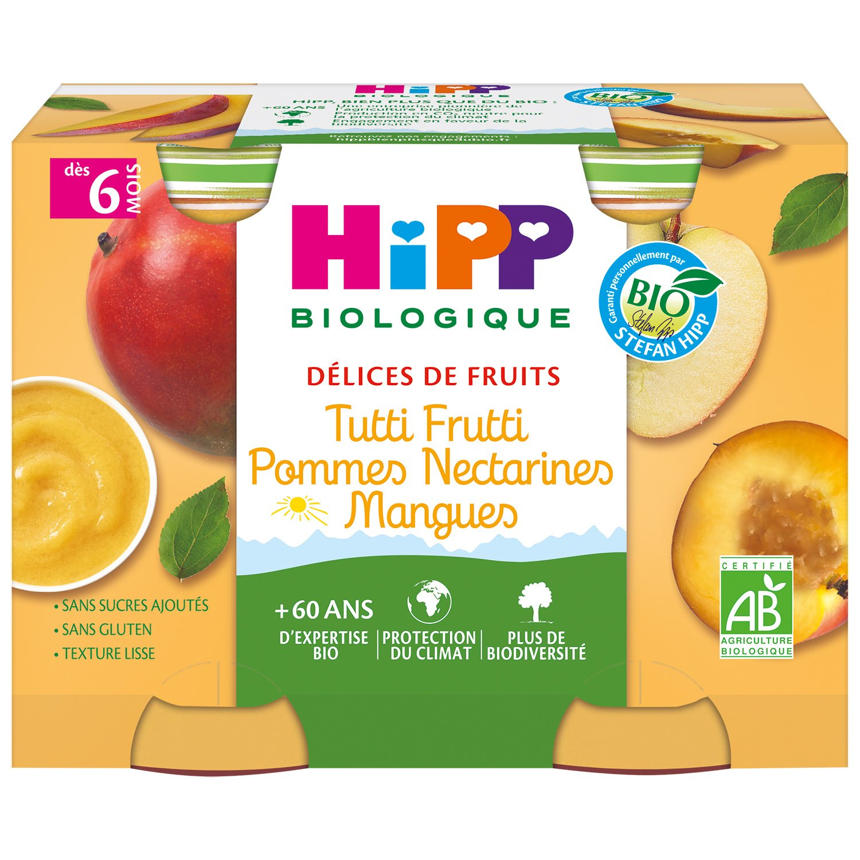 img-hipp-petits-pots-tutti-frutti-pommes-nectarines-mangues-des-6-mois-2x190g-bio