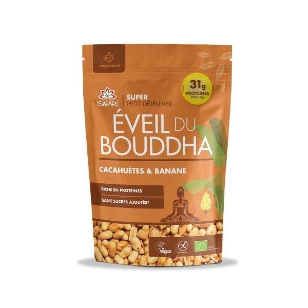 img-iswari-petit-dejeuner-eveil-du-bouddha-aux-cacahuetes-banane-bio-360g