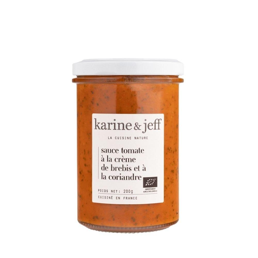 img-karine-et-jeff-sauce-tomate-a-la-creme-de-brebis-et-a-la-coriandre-bio-0-2kg