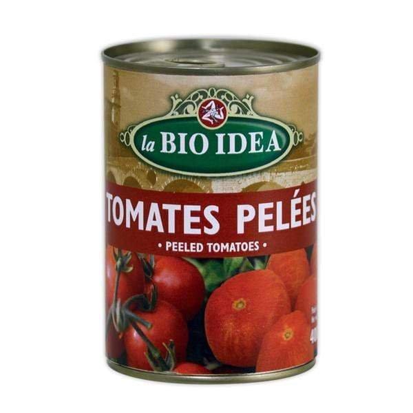 Tomates Pelées Bio