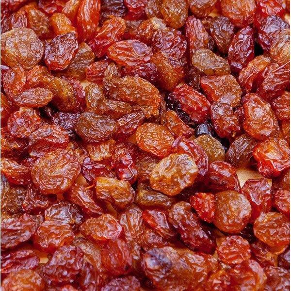 Raisins Secs en vrac Bio