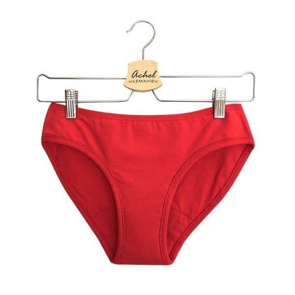 img-lemahieu-xxs-culotte-menstruelle-rouge-en-coton-biologique-12-14-ans
