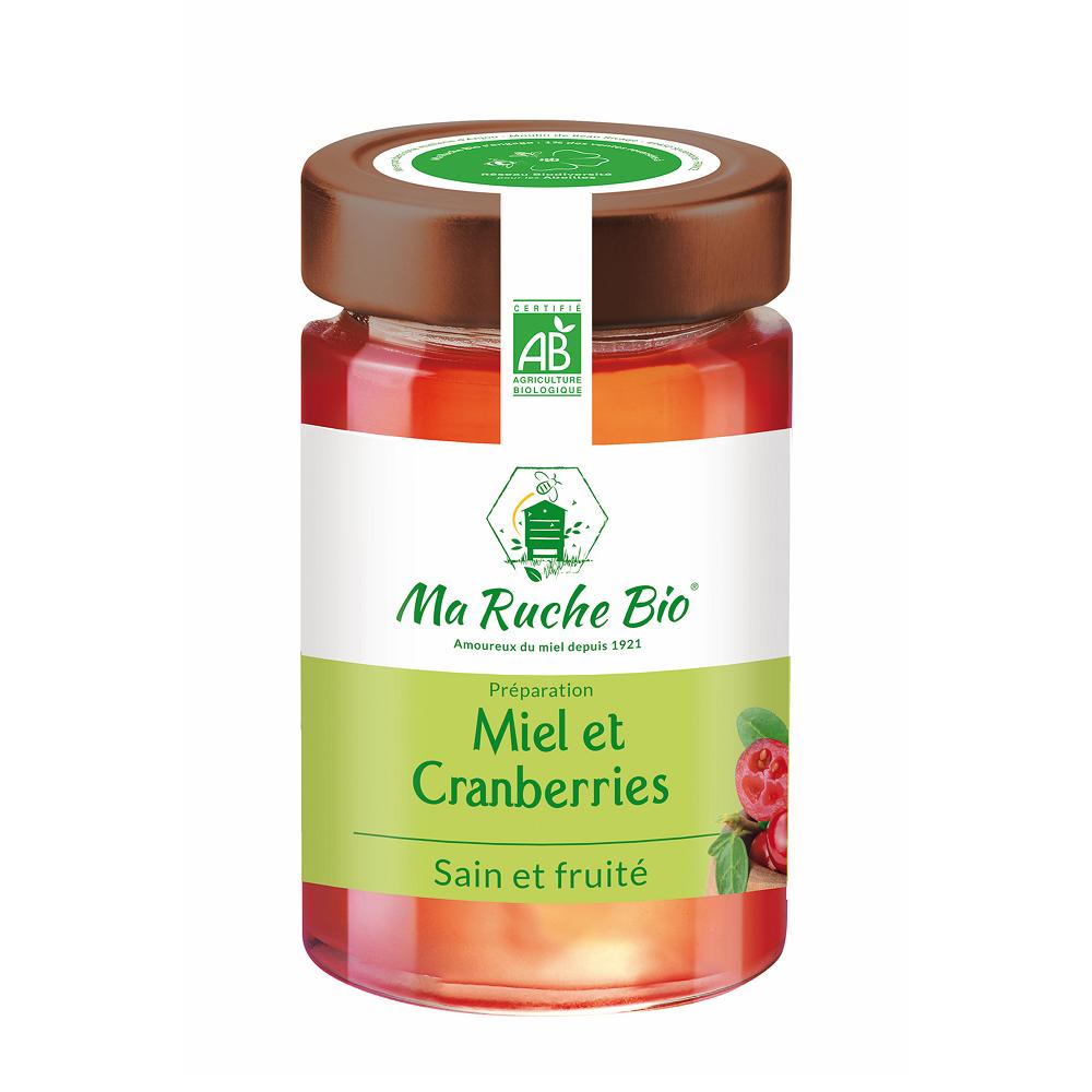 img-ma-ruche-bio-preparation-miel-et-cranberries-bio-0-25kg