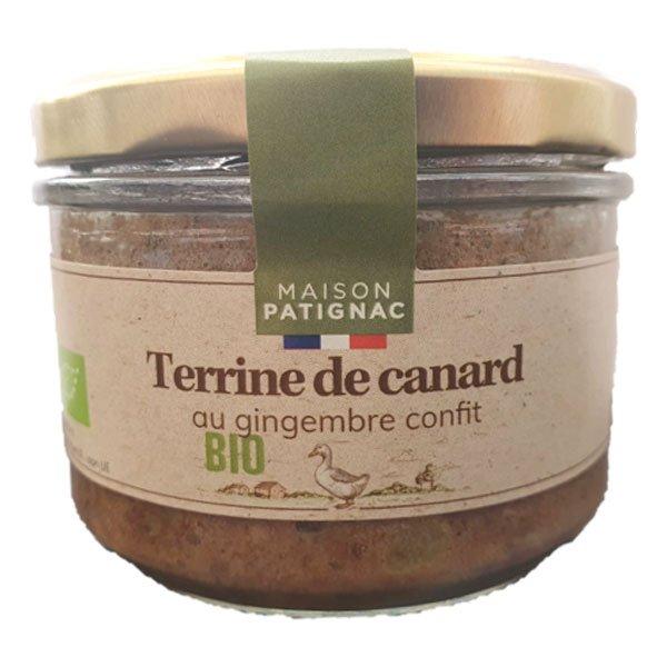 img-maison-patignac-terrine-de-canard-au-gingembre-confit-bio-0-18kg