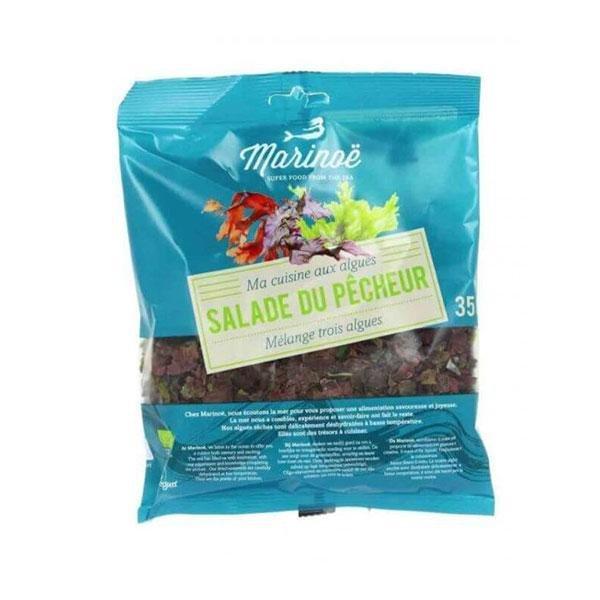 Salade du Pêcheur en paillettes Bio