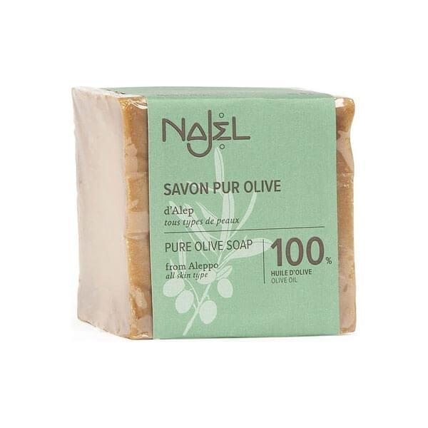 img-najel-savon-d-alep-pur-olive-200g-ecologique