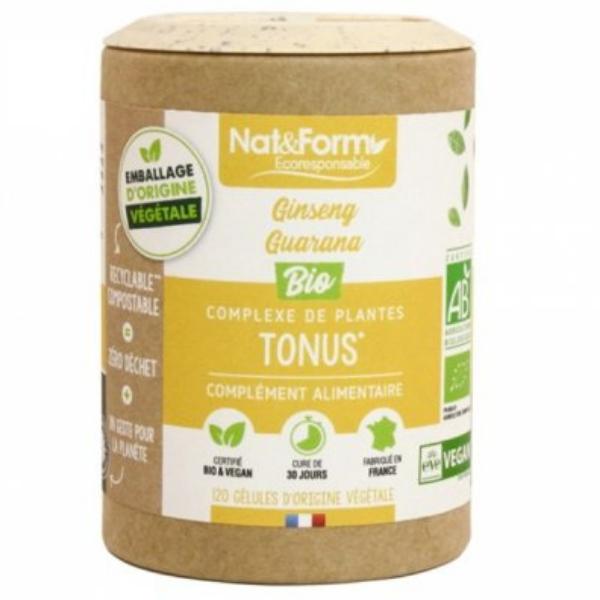 img-nat-et-form-tonus-ginseng-et-guarana-bio-120unite