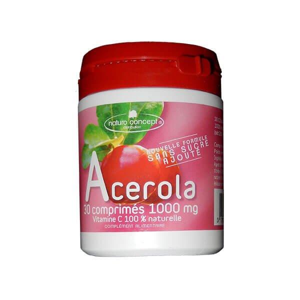 img-naturo-concept-acerola-1000-fruit-rouge-30-comprimes-25prct-vitamine-c-bio