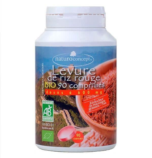 img-naturo-concept-levure-de-riz-rouge-bio-600mg-90-comprimes-bio