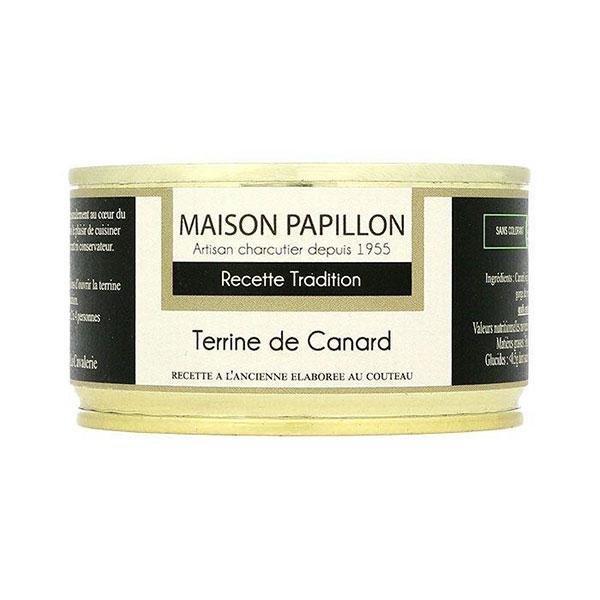 img-papillon-terrine-de-canard-pur-volaille-tradition-130g