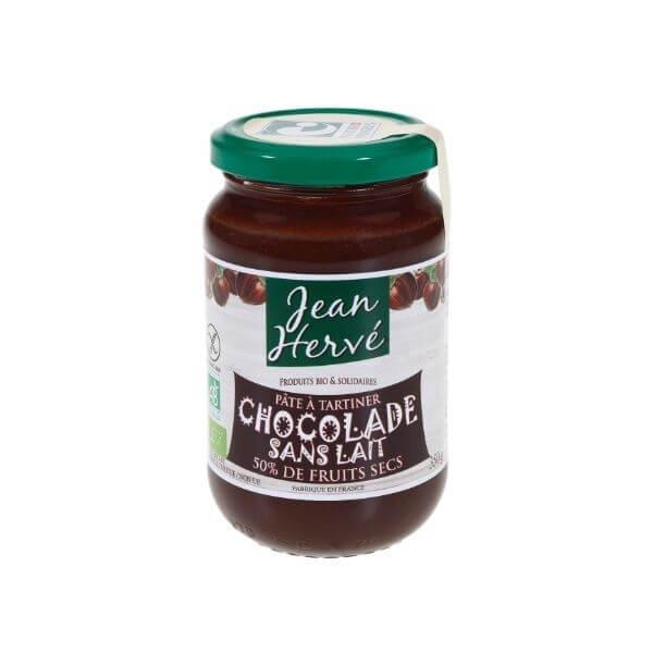 Pâte à Tartiner La Chocolade sans lait Bio