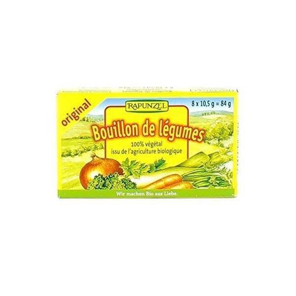 Bouillon De Légumes en Cubes Bio