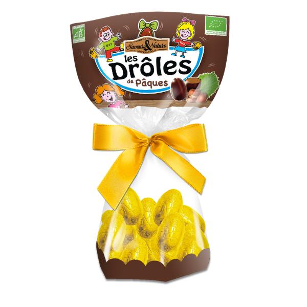 img-saveurs-et-nature-sachet-petits-oeufs-pralines-chocolat-noir-55-bio-150g