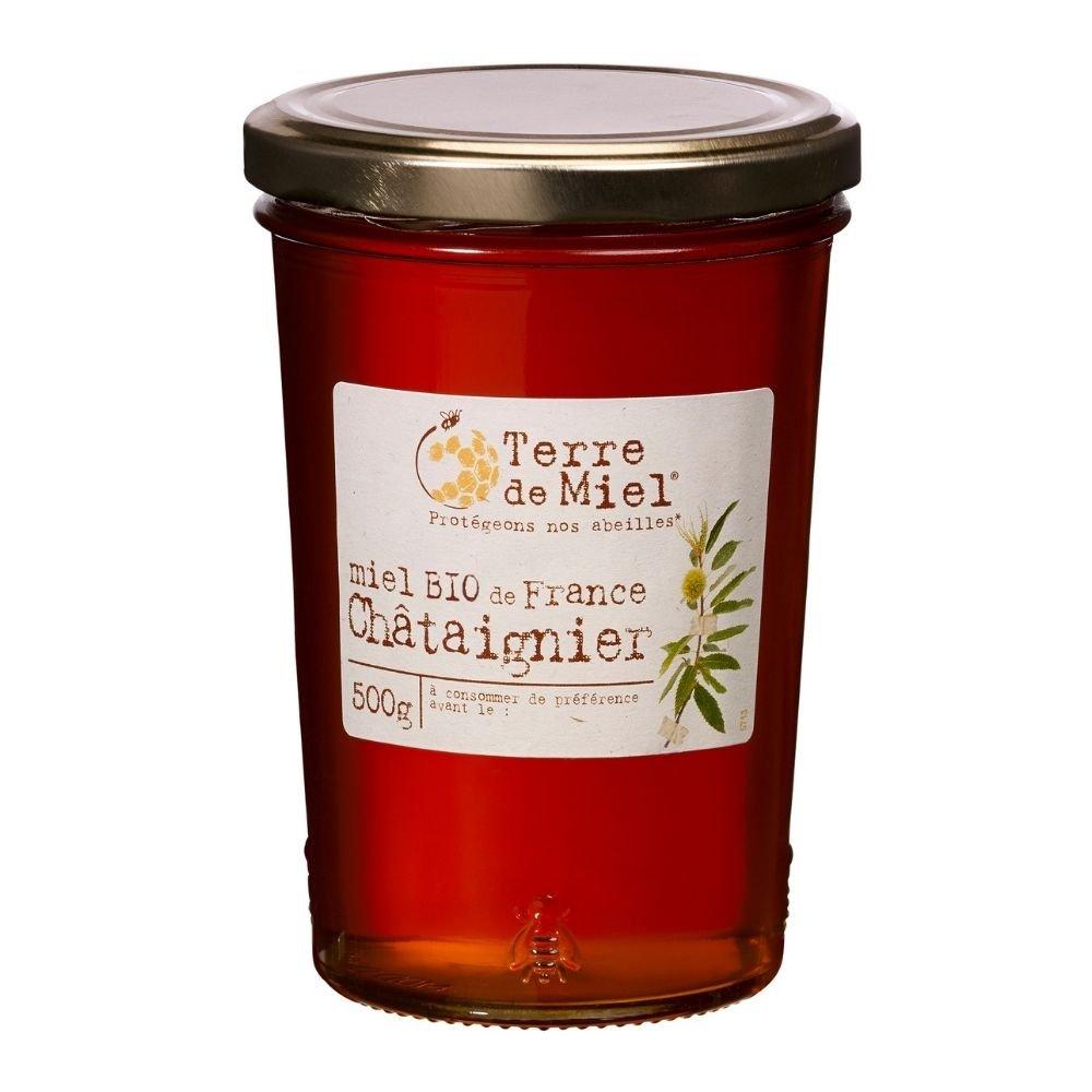 img-terre-de-miel-miel-de-chataignier-origine-espagne-bio-500g