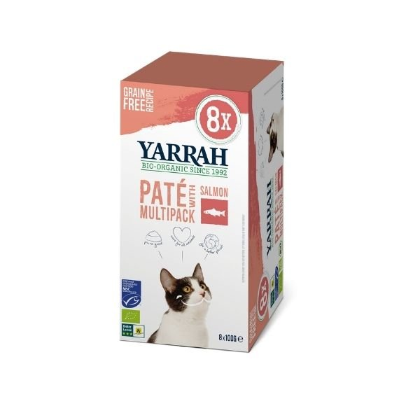 img-yarrah-patees-pour-chat-au-saumon-msc-8x100g